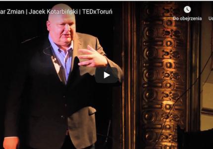 Ikar Zmian   Jacek Kotarbiński   TEDxToruń