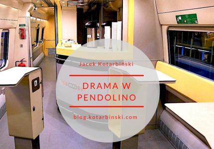 Drama w#Pendolino czyli princess iprincessa w#Wars [case study]