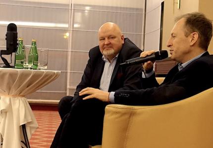 Spotkanie autorskie zKonradem Piaseckim
