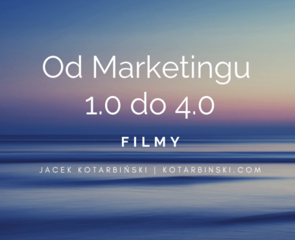 Marketing Po Prostu Od Marketingu 1.0 do 4.0
