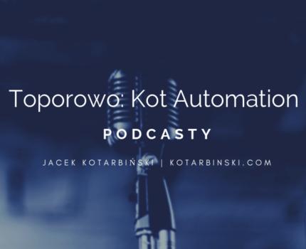 #4 Toporowo: Kot Automation