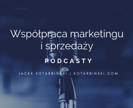Współpraca marketingu isprzedaży