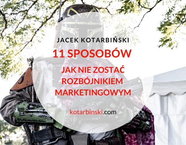 11 sposobow - jacek kotarbinski blog omarketingu